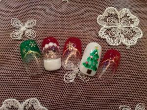 クリスマスサンプル